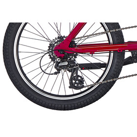 ORBEA Katu 50 - Bicicleta urbana - rojo
